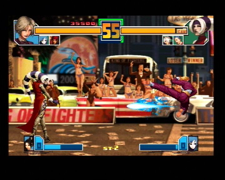 King of Fighters 2000/2001 (Playstation 2) Screenshots (25)