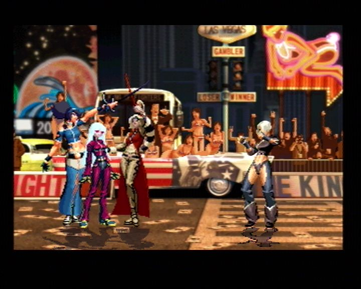 King of Fighters 2000/2001 (Playstation 2) Screenshots (27)