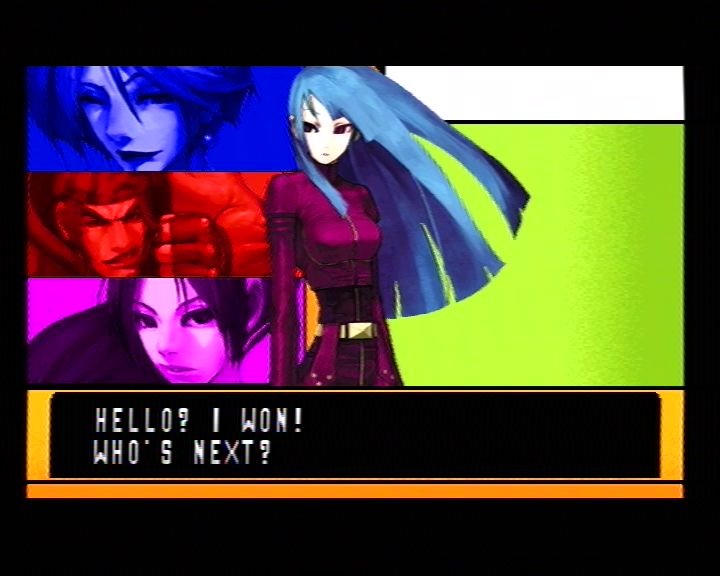 King of Fighters 2000/2001 (Playstation 2) Screenshots (28)