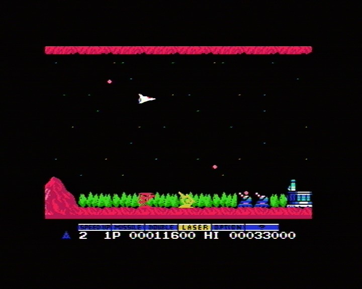 Konami Antiques MSX Collection (Saturn) Screenshots (10)