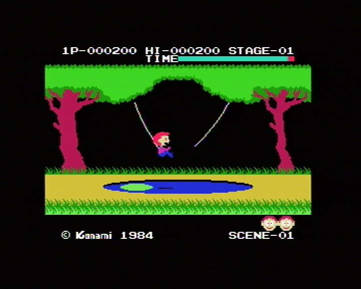 Konami Antiques MSX Collection (Saturn) Screenshots (11)