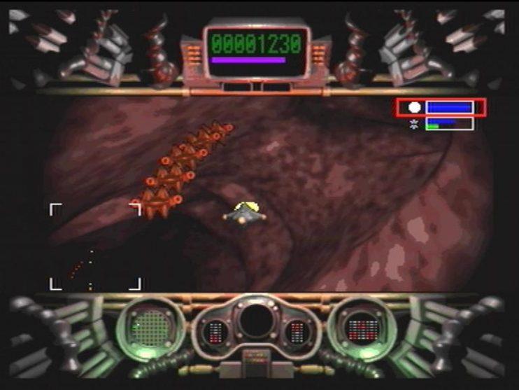 Microcosm (CD32) Screenshots (2)