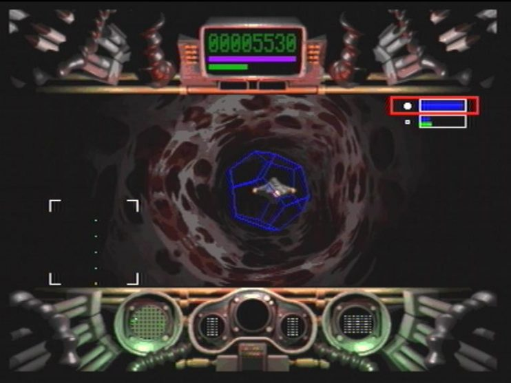 Microcosm (CD32) Screenshots (5)