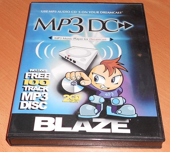 Blaze's MP3 DC
