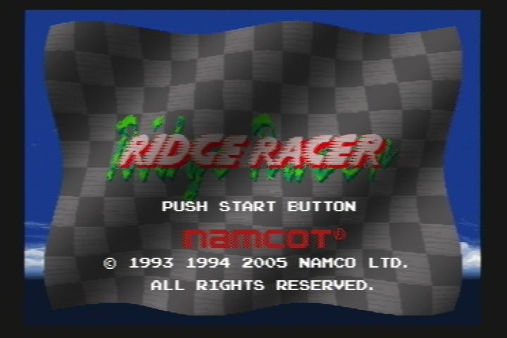 Namcollection (Japanese Playstation 2) Screenshots (4)