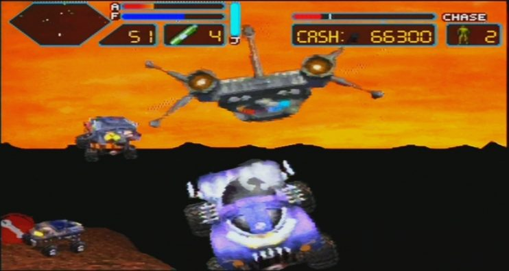 Off-World Interceptor (3DO) Screenshots (6)