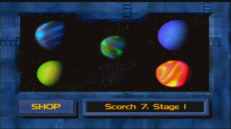 Off-World Interceptor (3DO) Screenshots (8)