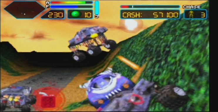 Off-World Interceptor (3DO) Screenshots (11)