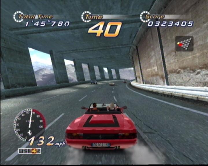 Out Run 2 Xbox Screenshots (8)