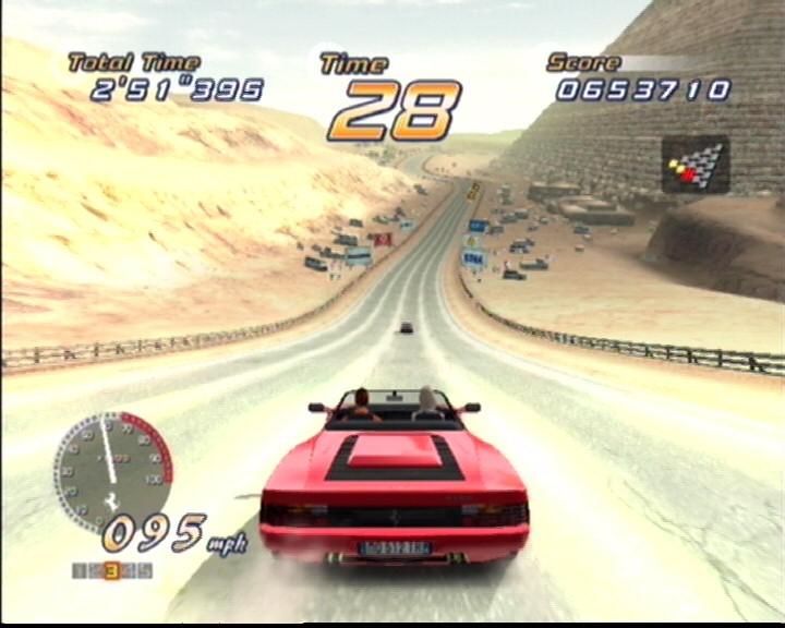 Out Run 2 Xbox Screenshots (9)