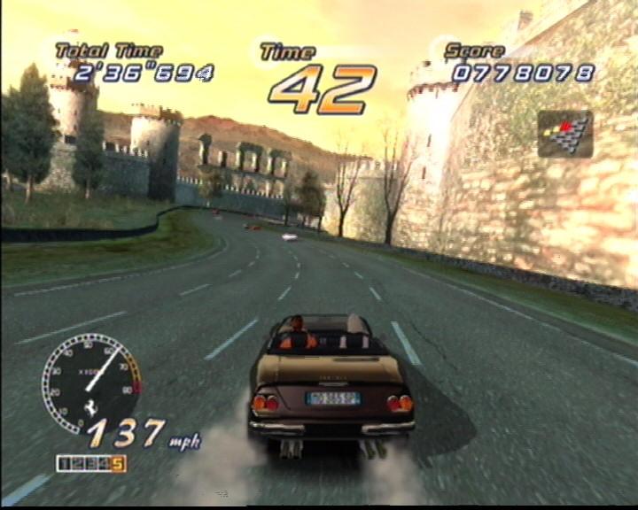 Out Run 2 Xbox Screenshots (16)