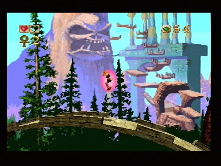 Pandemonium (Saturn) Screenshots (6)