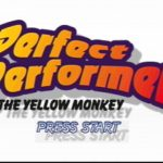 Perfect Performer: The Yellow Monkey (Playstation) Screenshots (1)