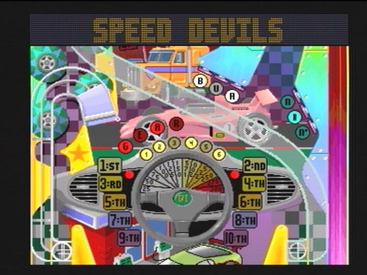 Pinball Fantasies (CD32) Screenshots (2)