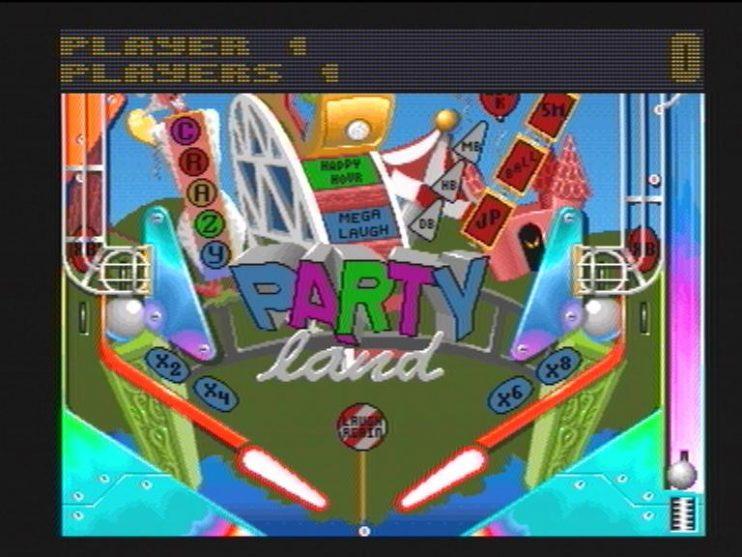 Pinball Fantasies (CD32) Screenshots (3)