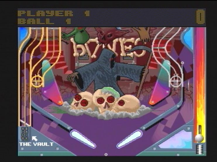Pinball Fantasies (CD32) Screenshots (4)