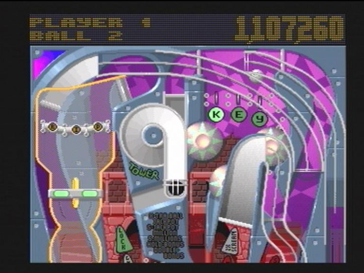 Pinball Fantasies (CD32) Screenshots (5)