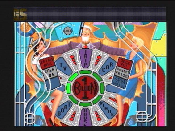 Pinball Fantasies (CD32) Screenshots (6)