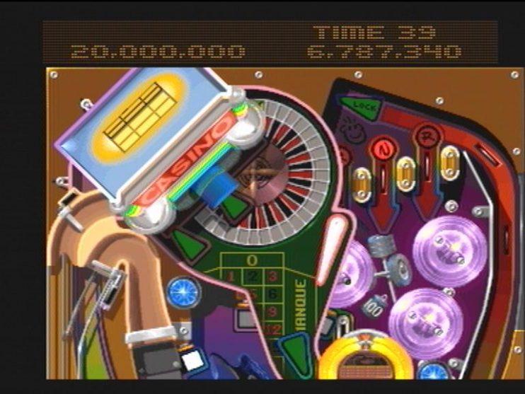 Pinball Illusions (CD32) Screenshots (4)