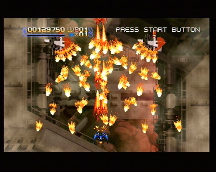 Radiant Silvergun (Saturn) Screenshots (7)