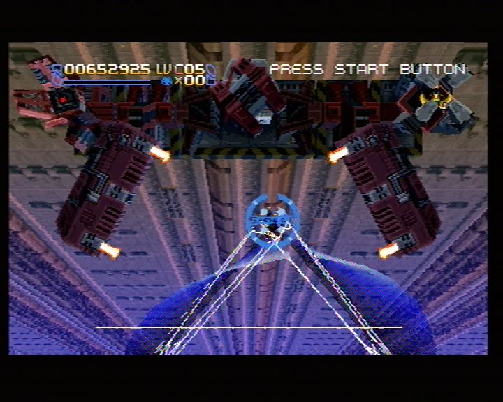 Radiant Silvergun (Saturn) Screenshots (11)