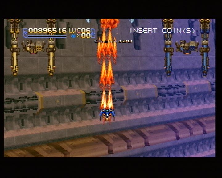 Radiant Silvergun (Saturn) Screenshots (12)