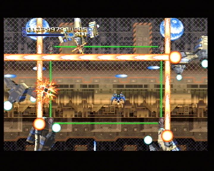 Radiant Silvergun (Saturn) Screenshots (16)