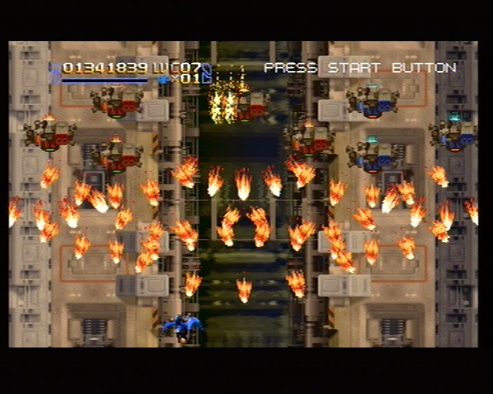 Radiant Silvergun (Saturn) Screenshots (17)