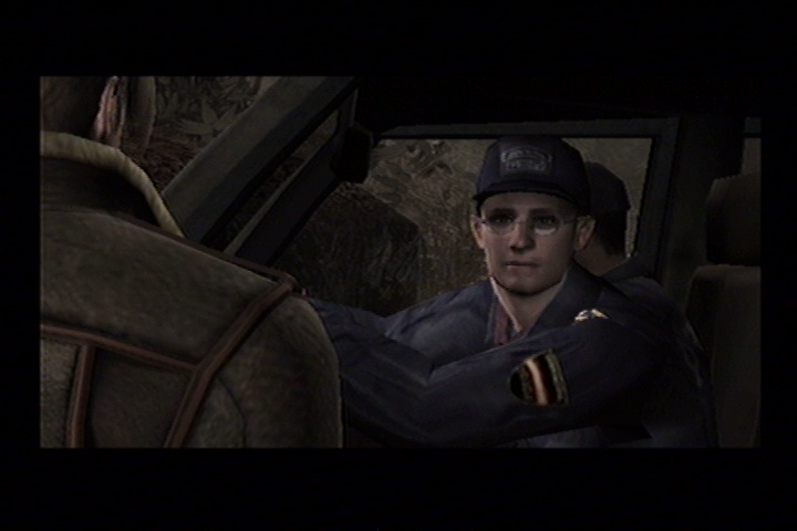 Resident Evil 4 (Gamecube) Screenshots (2)