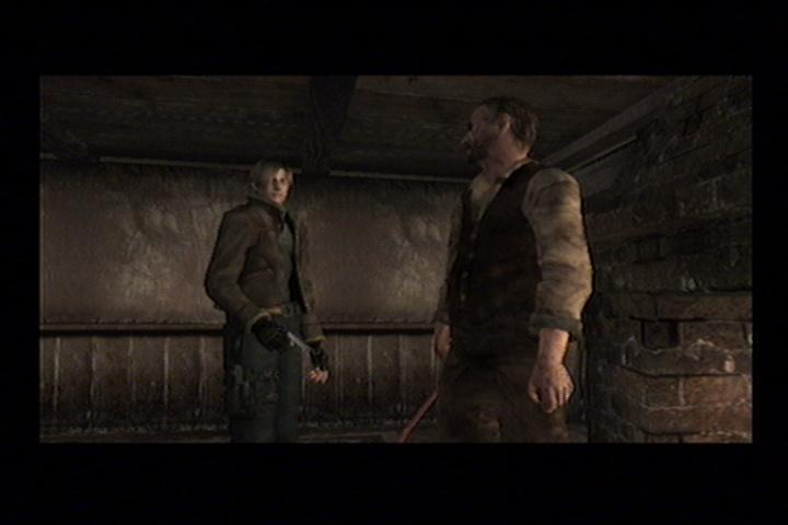 Resident Evil 4 (Gamecube) Screenshots (4)