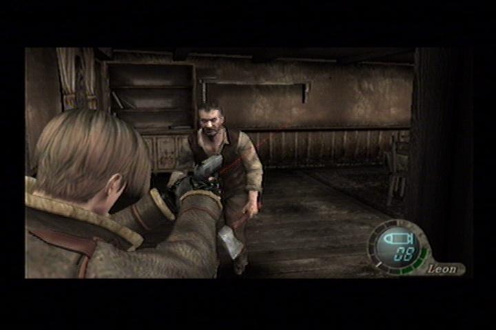 Resident Evil 4 (Gamecube) Screenshots (5)