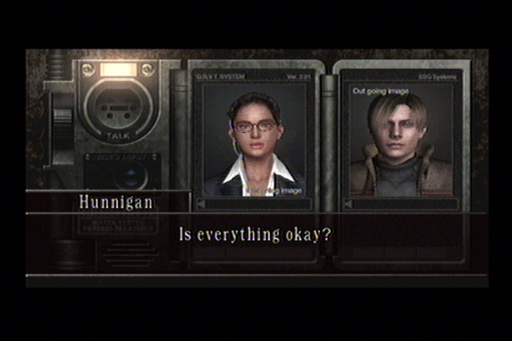 Resident Evil 4 (Gamecube) Screenshots (7)