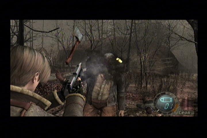 Resident Evil 4 (Gamecube) Screenshots (9)