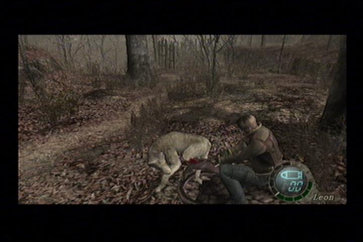 Resident Evil 4 (Gamecube) Screenshots (11)