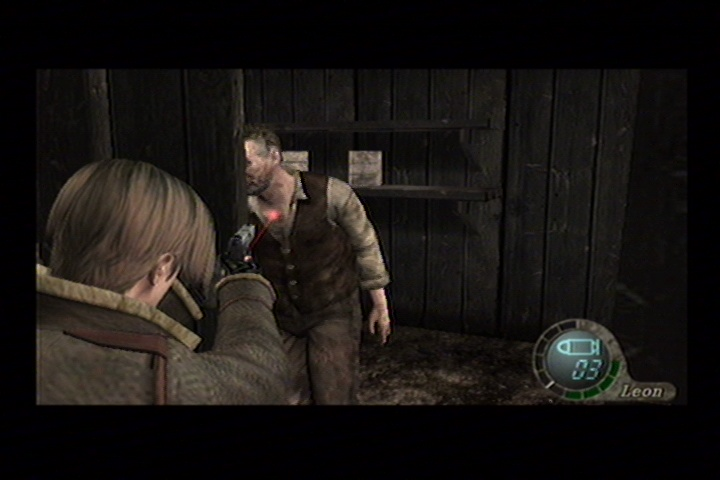 Resident Evil 4 (Gamecube) Screenshots (12)