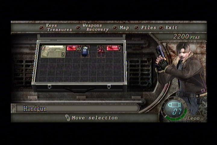 Resident Evil 4 (Gamecube) Screenshots (13)