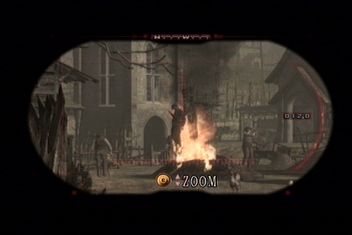 Resident Evil 4 (Gamecube) Screenshots (14)