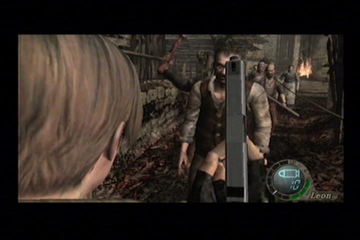 Resident Evil 4 (Gamecube) Screenshots (15)