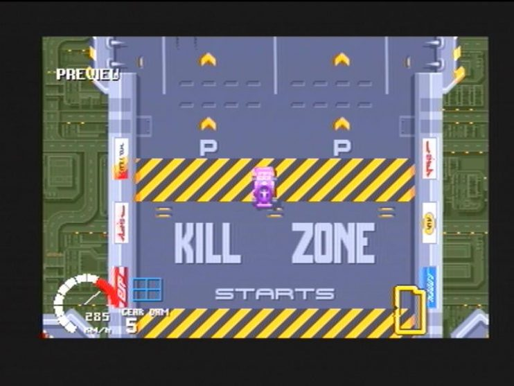 Shadow Fighter (CD32) Screenshots (3)