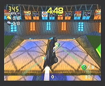 San Francisco Rush 2049 (Dreamcast) (4)