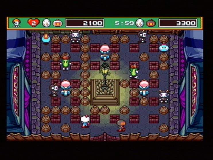 Saturn Bomberman Screenshots (11)