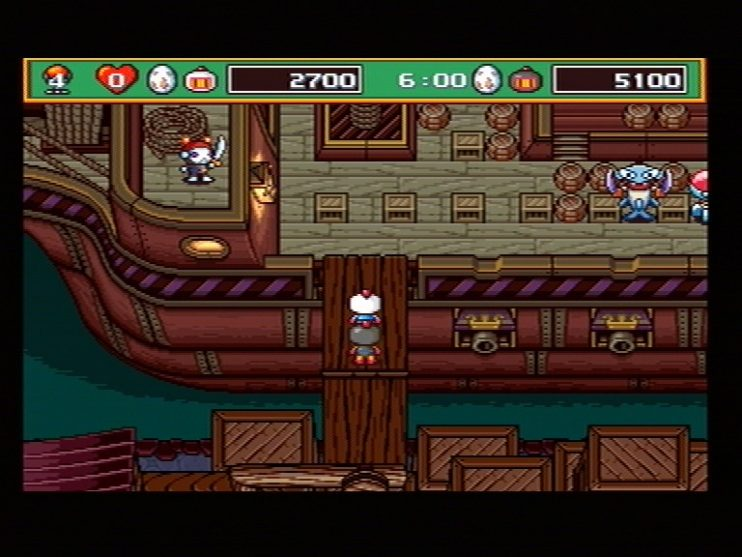 Saturn Bomberman Screenshots (12)