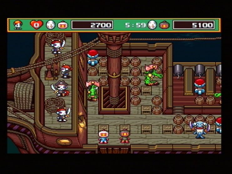 Saturn Bomberman Screenshots (13)