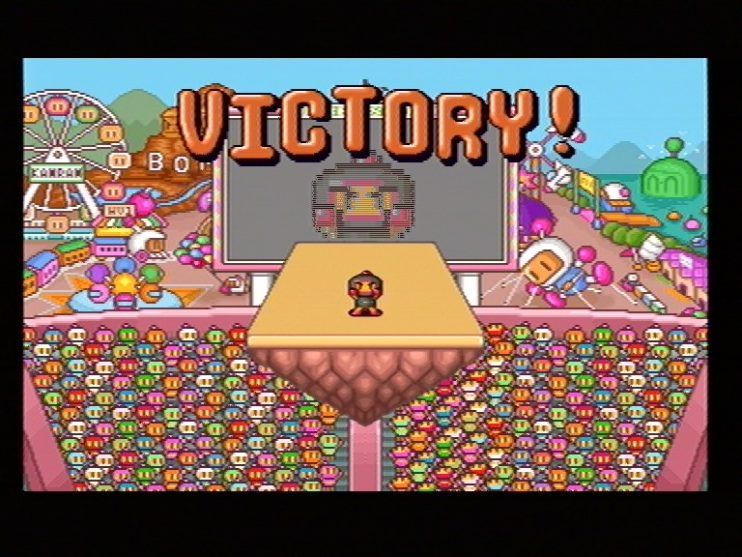 Saturn Bomberman Screenshots (16)