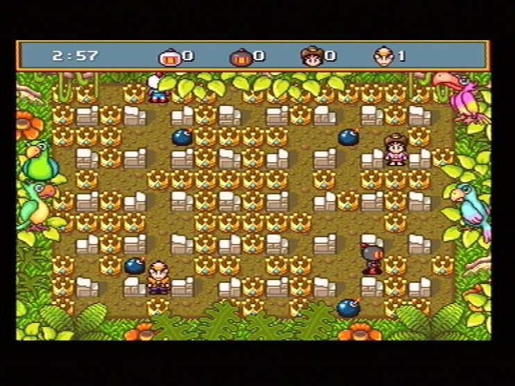 Saturn Bomberman Screenshots (17)