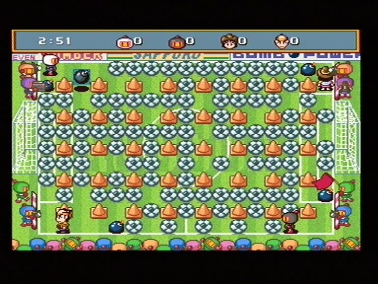 Saturn Bomberman Screenshots (19)