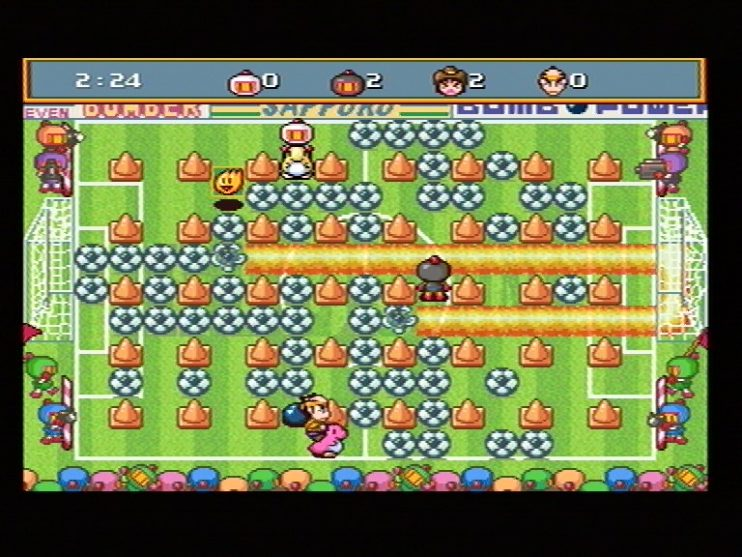 Saturn Bomberman Screenshots (20)