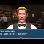 Seabass Fishing (Saturn) Screenshots (2)