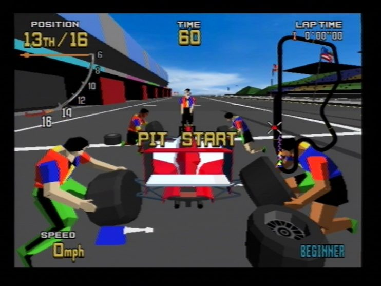 Sega Classics Collection (Playstation 2) Screenshots (3)