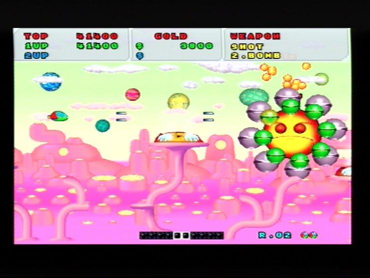 Sega Classics Collection (Playstation 2) Screenshots (12)